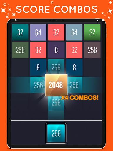 X2 Blocks - Merge Puzzle 2048 android2mod screenshots 10