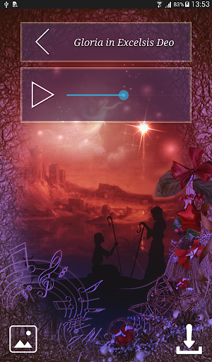 無料音乐Appのキリスト教のクリスマスの歌|記事Game