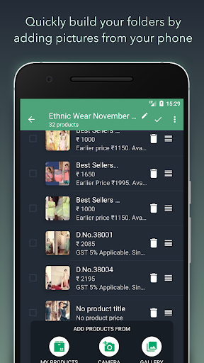 QuickSell - WhatsApp Digital Cataloguing and Sales download 1