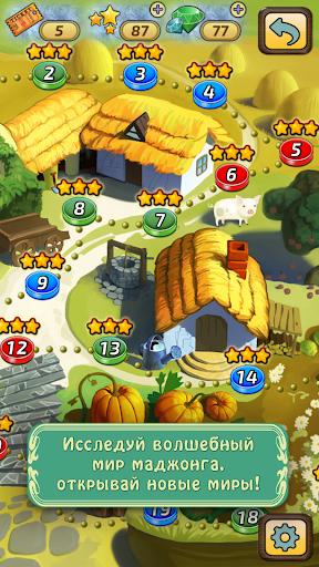 Деревня Маджонг скачать на планшет Андроид