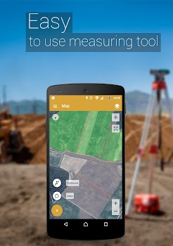 GPS Fields Area Measure