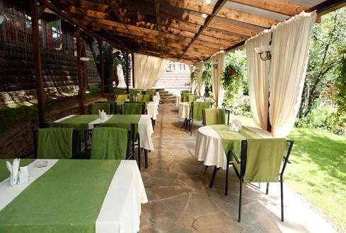 Ресторан для свадьбы «Райский Уголок»