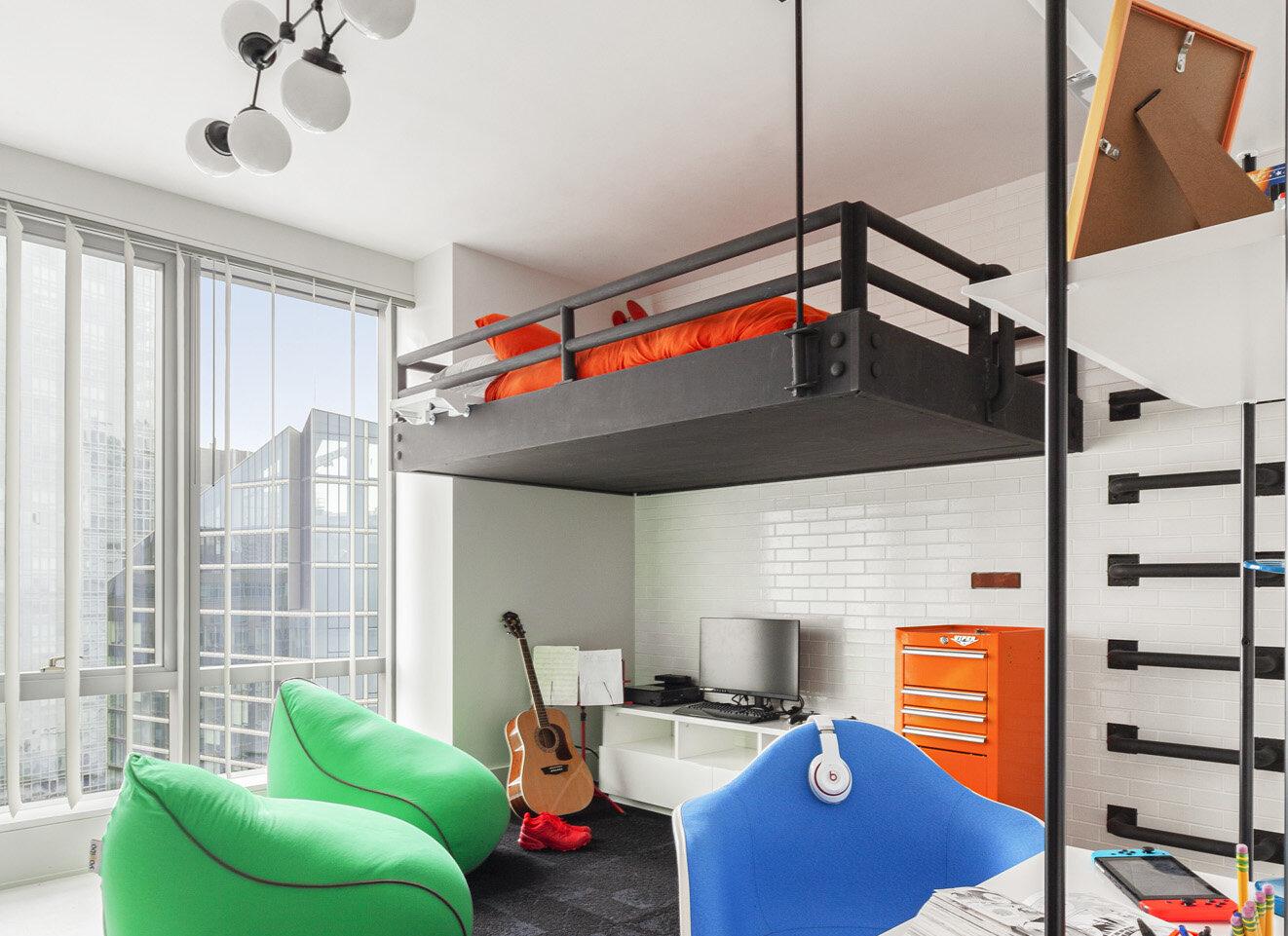 Loft Bed Ideas for Studio Apartment