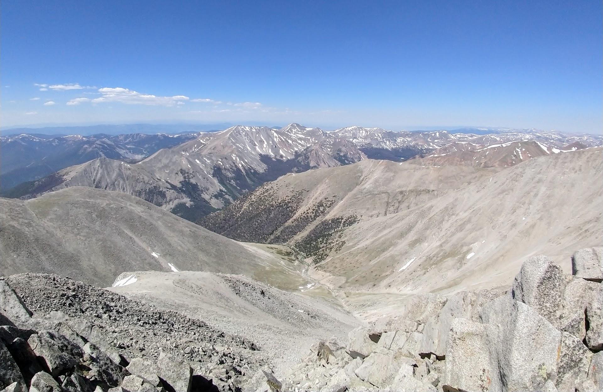 More summit views!