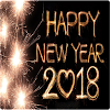 Pretty Happy New Year Messages 2018 APK