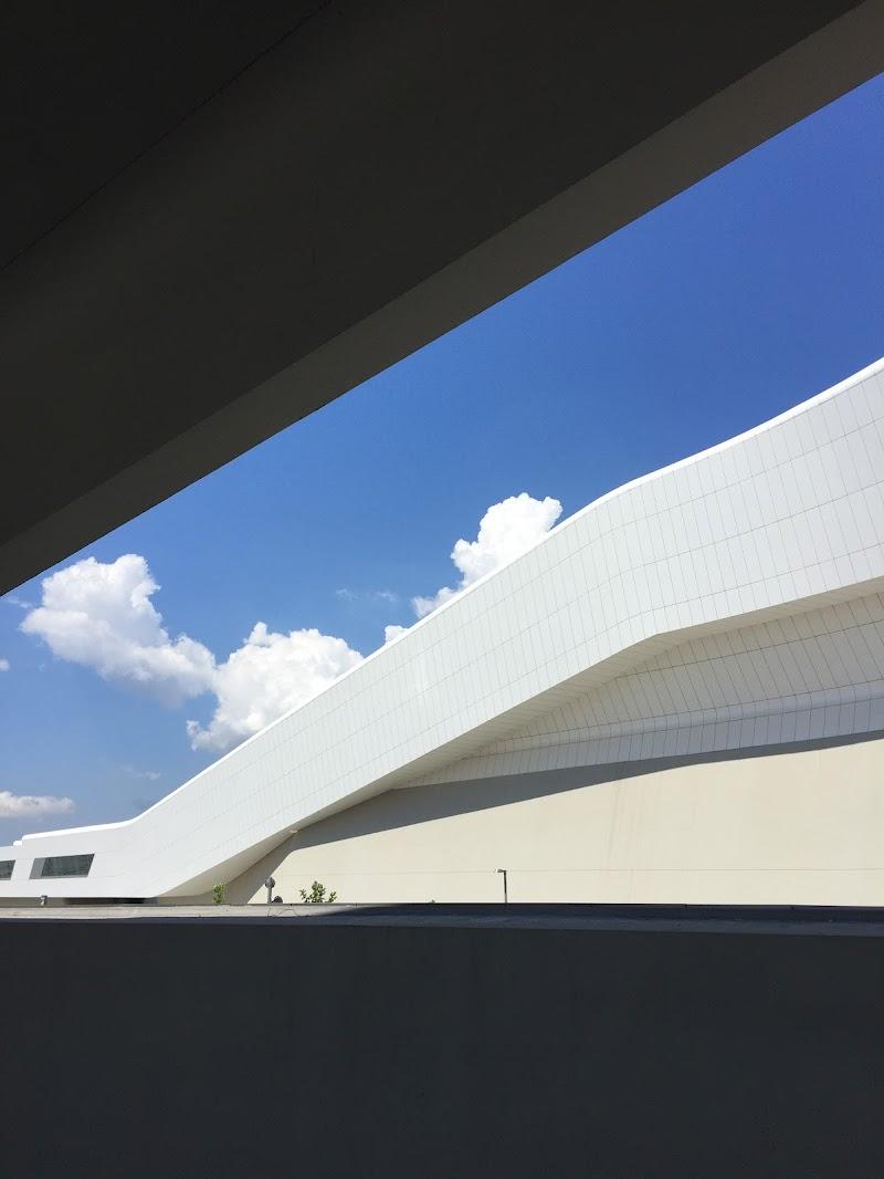 Linee e cielo di AngelaBorghi