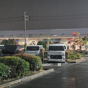 ハイエース GDH211Kのカスタム事例画像 つーちゃんさんの2020年11月10日23:30の投稿