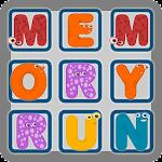Memory Run-Mind Game Icon