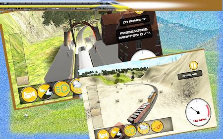 Drive Super Train Simulator 1.2 screenshot 130729