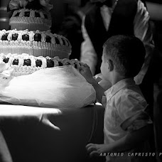 Wedding photographer antonio capristo (capristo). Photo of 28.08.2014