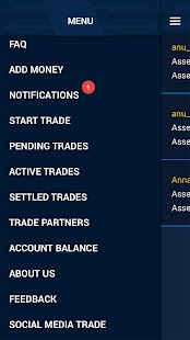 AmukTrade-Investments betting with friends- screenshot thumbnail