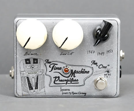 Quarantine Effects The One Time Machine Preamplifier