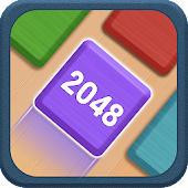 Shoot Merge 2048-Wood Block Puzzle icon