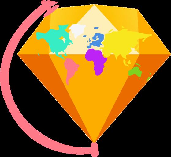 Foreign Ipsum Icon