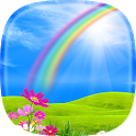 Rainbow Live Wallpaper icon