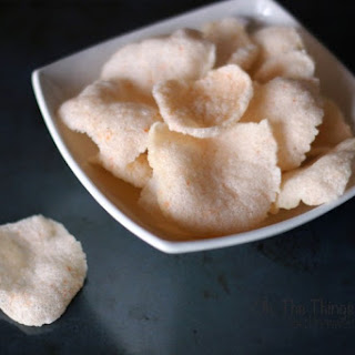 Prawn Crackers from Scratch