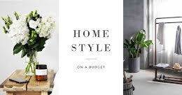 Home Style on a Budget - Facebook Event Cover item