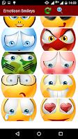 Screenshot of Emoticon Smileys