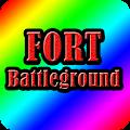 Fort Coloring Book Battleground
