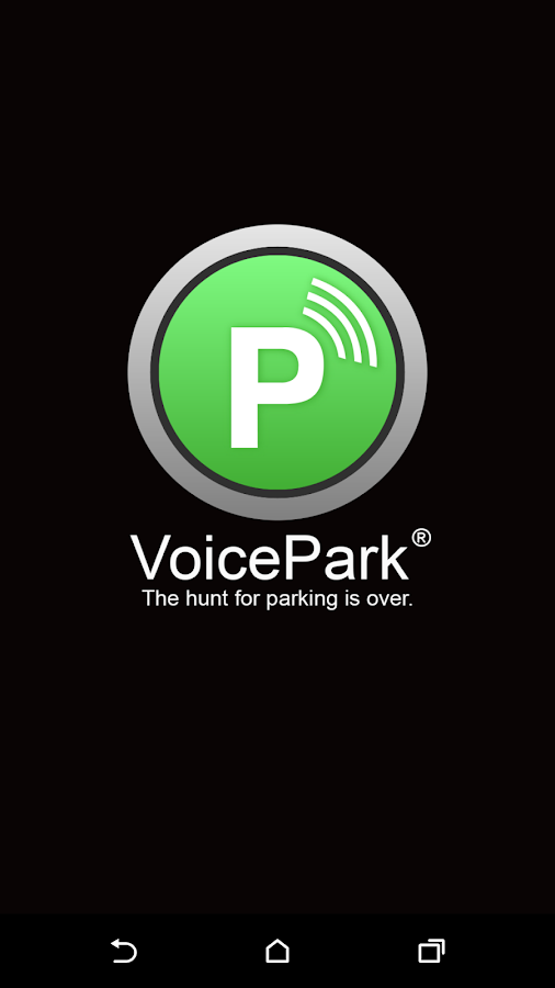 VoicePark- screenshot