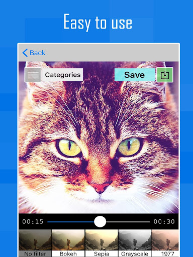 V2Art ud83dudd25 video effects and filters, Photo FX 1.0.40 screenshots 10