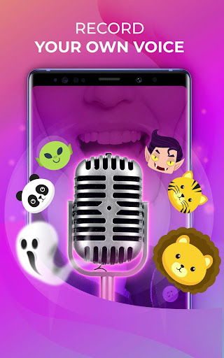 Voice Changer u2013 Amazing Voice with Audio Effects 1.0.9 screenshots 11