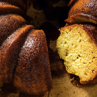 Honey Whiskey Bundt Cake Recipe