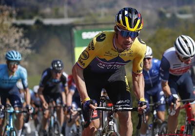 UCI rankings: Primoz Roglic blijft leider, INEOS Grenadiers komt dichter bij Deceuninck-Quick-Step in ploegenklassement