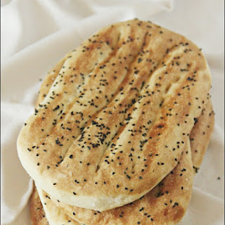 Naan-e-Barbari/ Noon Barbari/ Barbari Bread