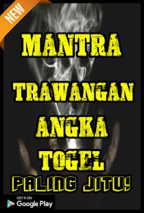 Mantra Terawang Angka (Togel) - náhled