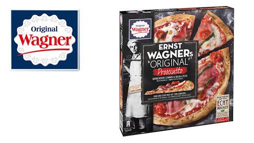 """Bild für Cashback-Angebot: ERNST WAGNERs """"ORIGINAL"""" Pizza Prosciutto - Wagner"""
