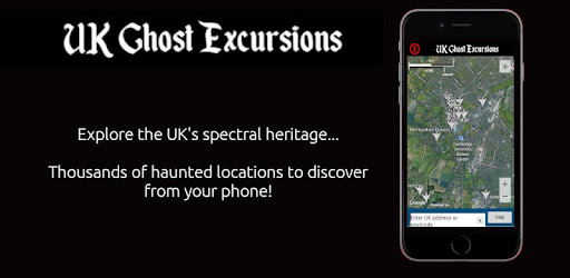 UK Ghost Excursions Map - Apps on Google Play