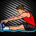Stretching Exercises & Flexibility Training icon