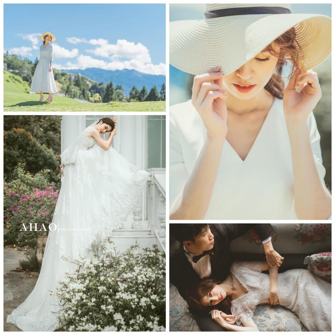 6. AHAO Photography,桃園婚紗工作室推薦