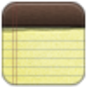 심플 메모장 Simple Notepad icon