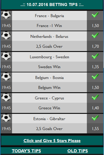 Betting Tips- screenshot