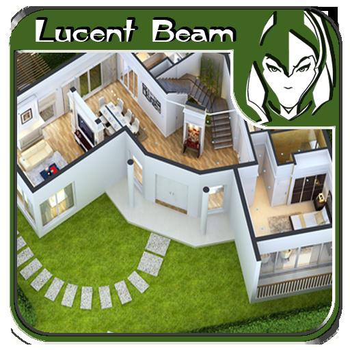 书籍の3Dハウスプランのデザインのアイデア LOGO-記事Game