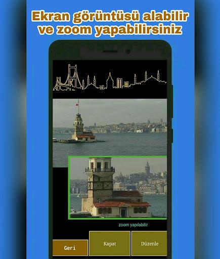 u0130stanbul Canlu0131 u0130zle v 5.5.0 screenshots 2
