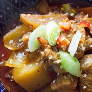 Carrot Stew Pork Recipes
