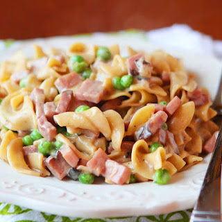 Creamy Egg Noodles Recipes.
