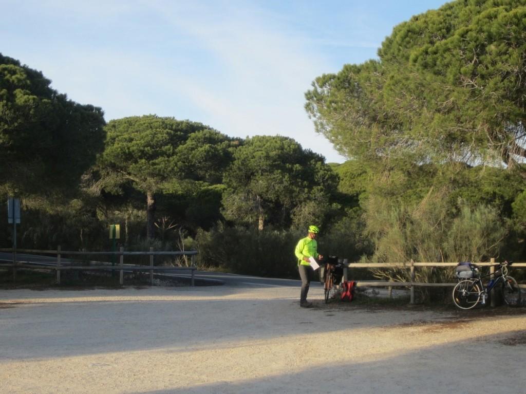 Отчет o велосипедном походе по Испании