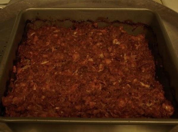 Nicole's Marvelous Meatloaf Recipe