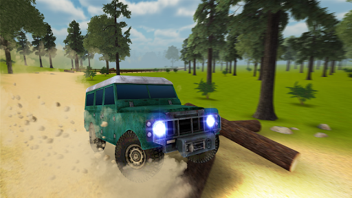 4x4 Off-Road Game 1.0.0 screenshots 1
