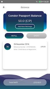 Condor Passport APK for iPhone
