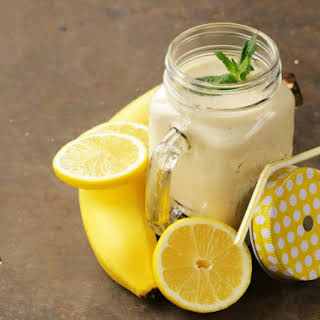 Lemon Milkshake Recipes.