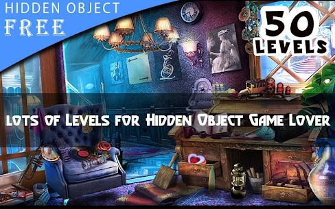 Hidden Object Game Free 50 Levels : Deep Search 1.0 Android Mod APK 3