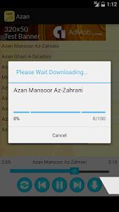 Azan screenshot 1