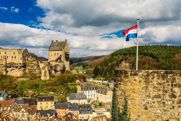 Férias no Luxemburgo