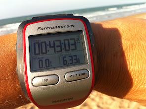 Photo: Pas très rapide mais il faisait chaud chaud !!!!