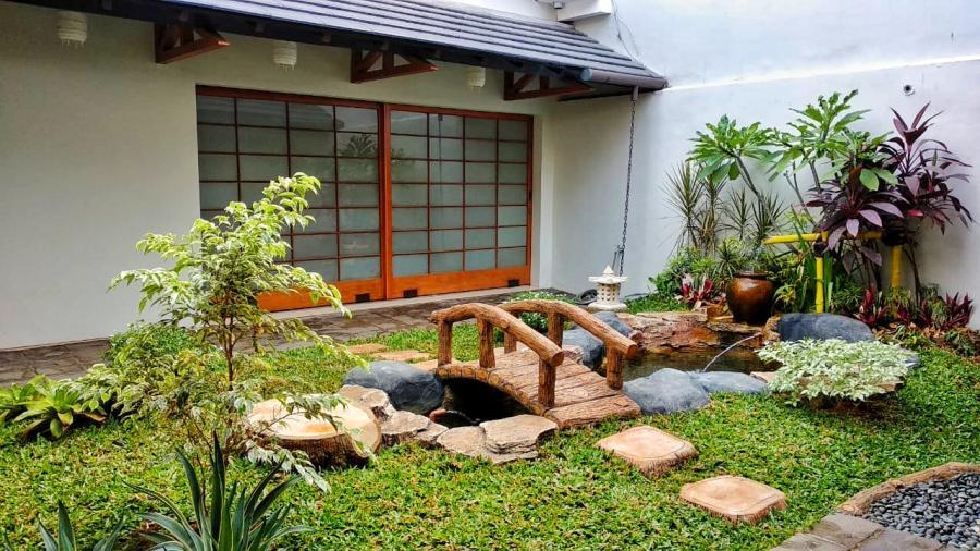 Inspirasi Zen Garden untuk hunian - source: thegardencentral.com